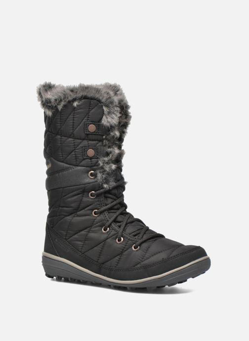 Zapatillas de deporte Columbia Heavenly Omni-Heat Negro vista de detalle / par