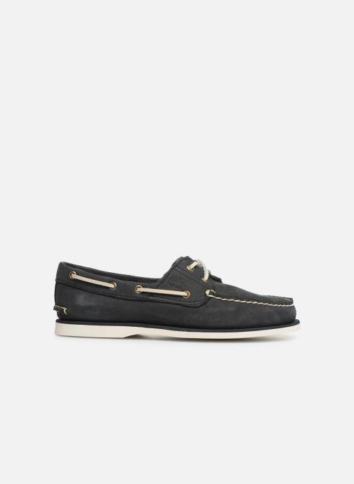 Zapatos con cordones Timberland Classic Boat 2 Eye Gris vistra trasera