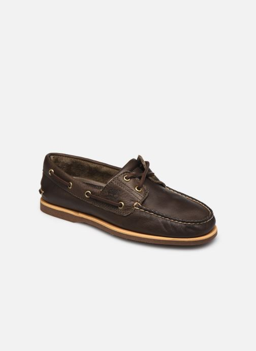 Chaussures à lacets Homme Classic Boat 2 Eye