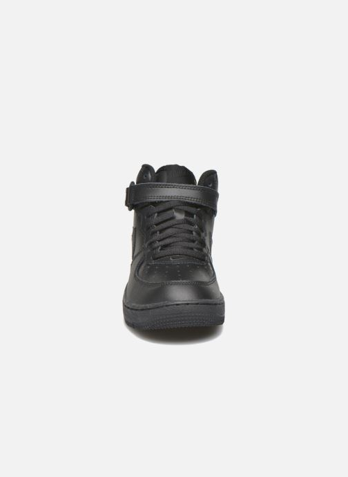 Sneakers Nike Nike Force 1 Mid (Ps) Zwart model