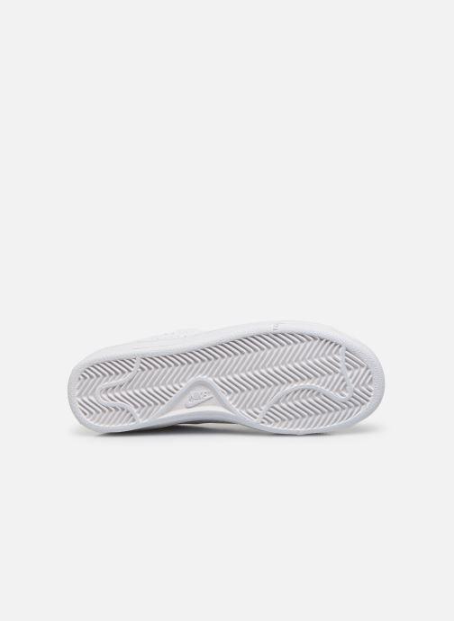 Baskets Nike Nike Tennis Classic Prm (Gs) Blanc vue haut