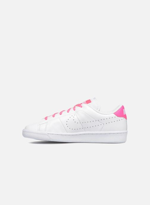 Baskets Nike Nike Tennis Classic Prm (Gs) Blanc vue face