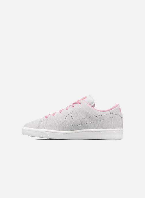 Sneakers Nike Nike Tennis Classic Prm (Gs) Wit voorkant