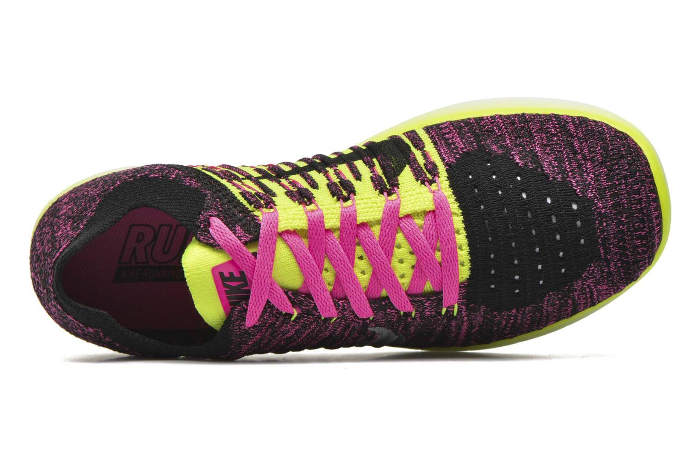 Sneakers Nike Nike Free Rn Flyknit (Gs) Roze links