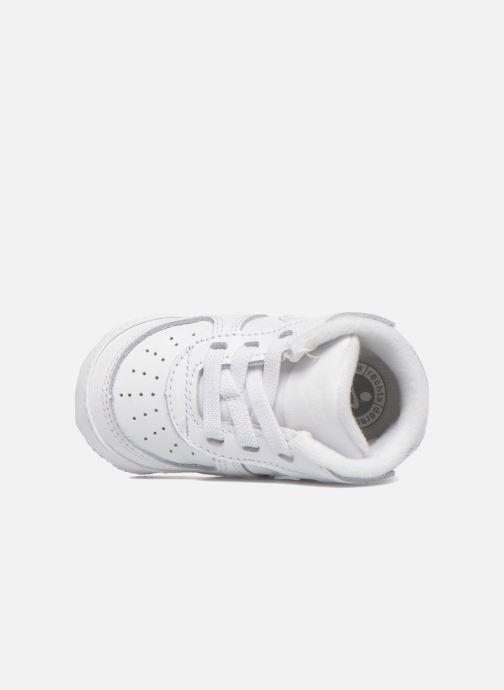 Chaussons Nike Nike Force 1 (Cb) Blanc vue gauche