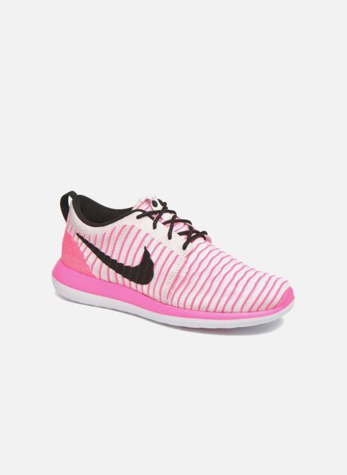 Sneakers Nike Nike Roshe Two Flyknit (Gs) Pink detaljeret billede af skoene