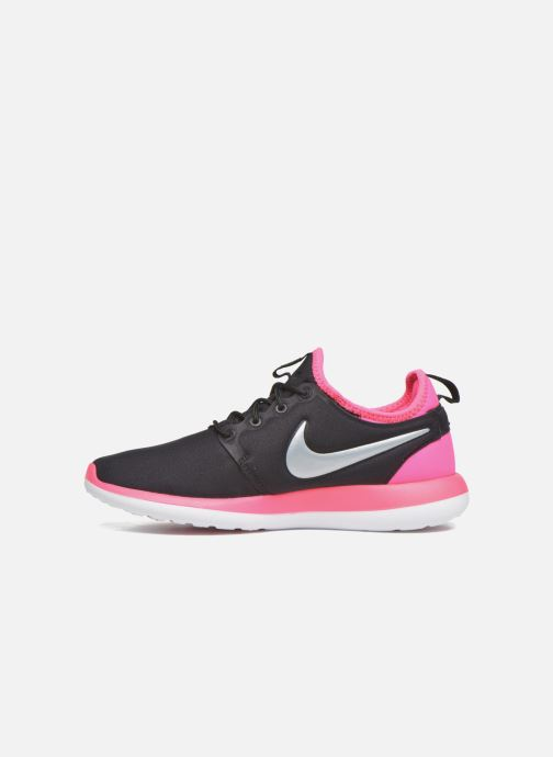 Trainers Nike Nike Roshe Two (Gs) Black front view