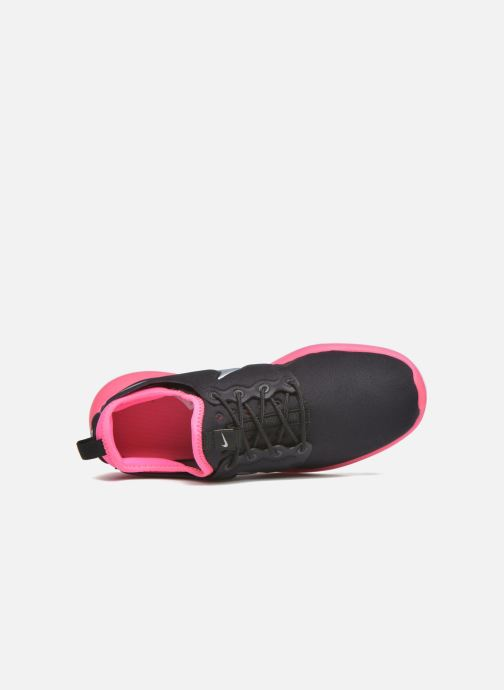 Trainers Nike Nike Roshe Two (Gs) Black view from the left