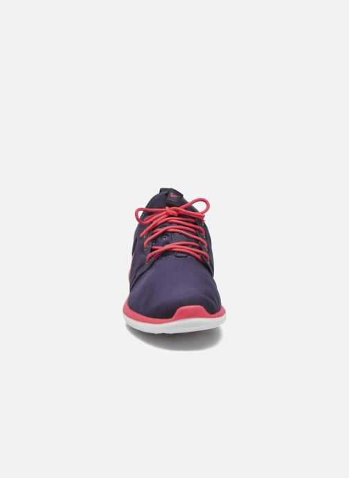 Trainers Nike Nike Roshe Two (Gs) Purple model view