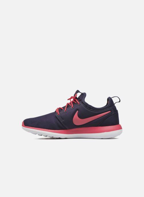 Deportivas Nike Nike Roshe Two (Gs) Violeta      vista de frente