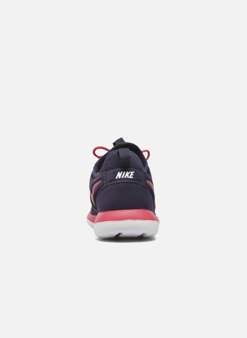 Trainers Nike Nike Roshe Two (Gs) Purple view from the right