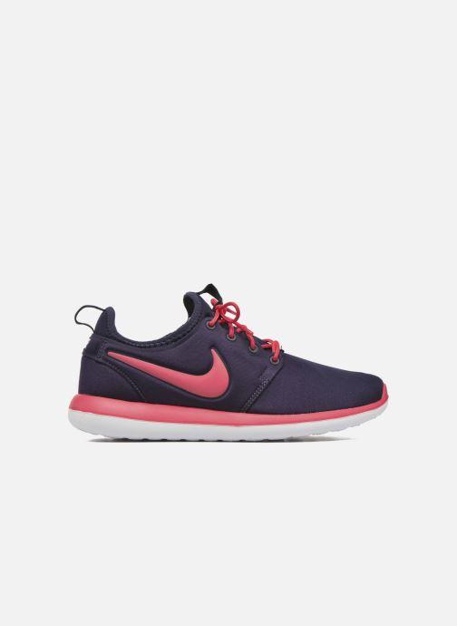 Baskets Nike Nike Roshe Two (Gs) Violet vue derrière