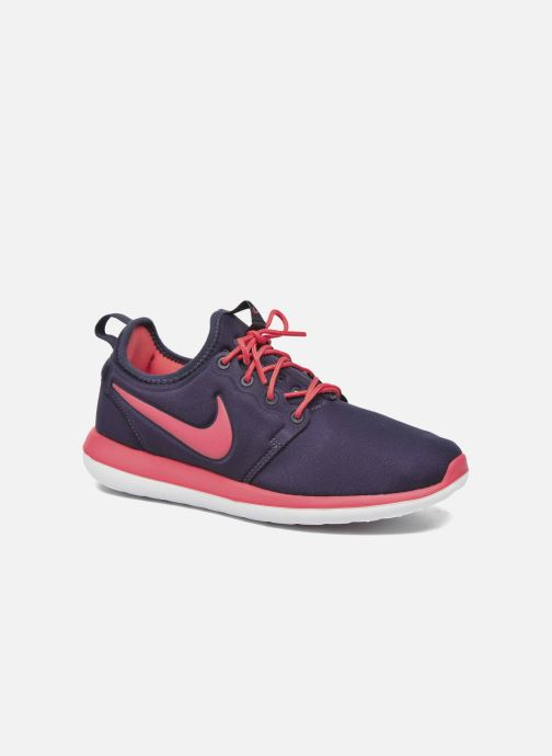 Trainers Nike Nike Roshe Two (Gs) Purple detailed view/ Pair view