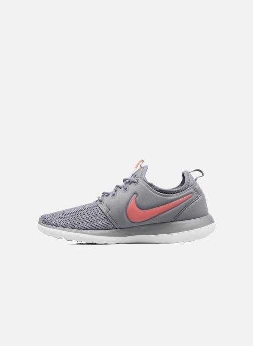 Deportivas Nike Nike Roshe Two (Gs) Gris vista de frente
