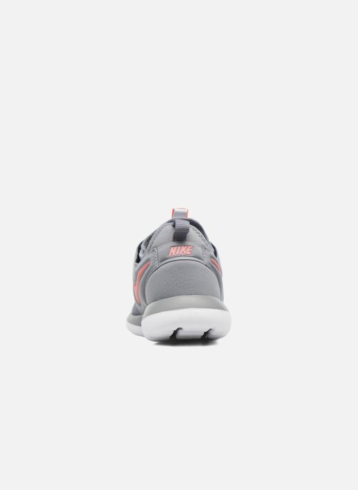 Trainers Nike Nike Roshe Two (Gs) Grey view from the right