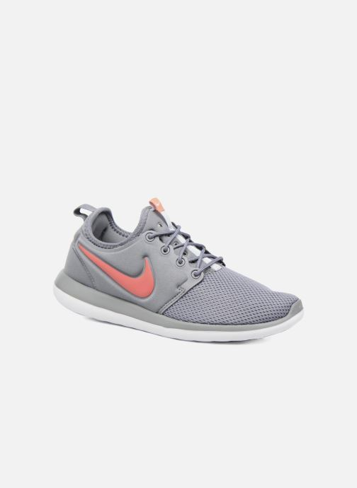Baskets Nike Nike Roshe Two (Gs) Gris vue détail/paire
