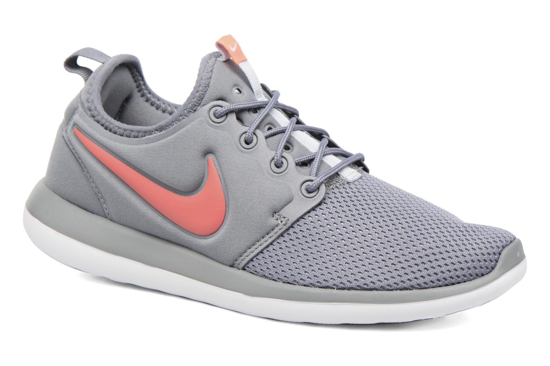 Nike (Noir) Nike Roshe Two (Gs) (Noir) Nike Baskets Chez Sarenza (265793) 551489