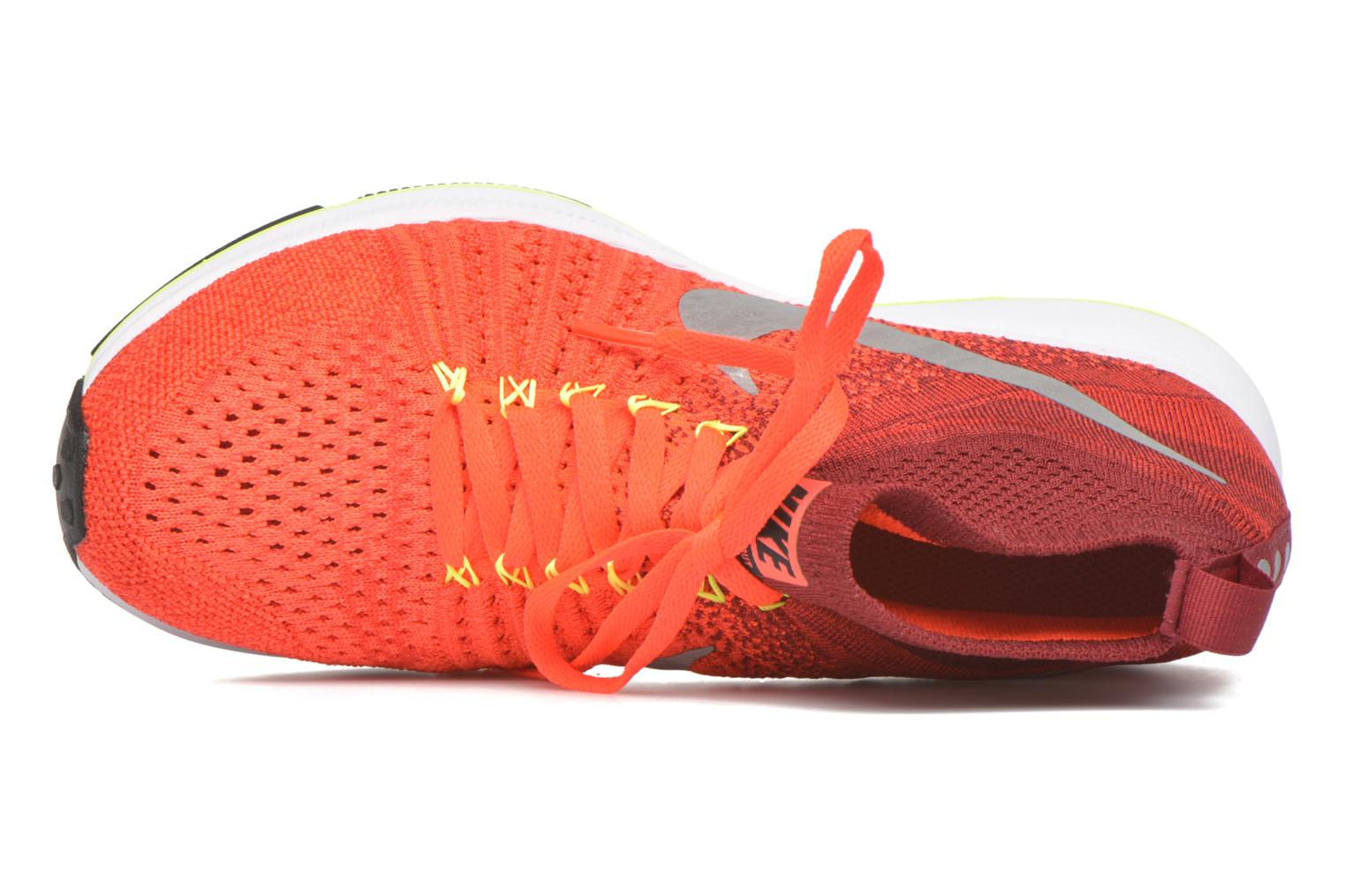 Sneakers Nike Zm Pegasus All Out Flyknit Gs Rood links