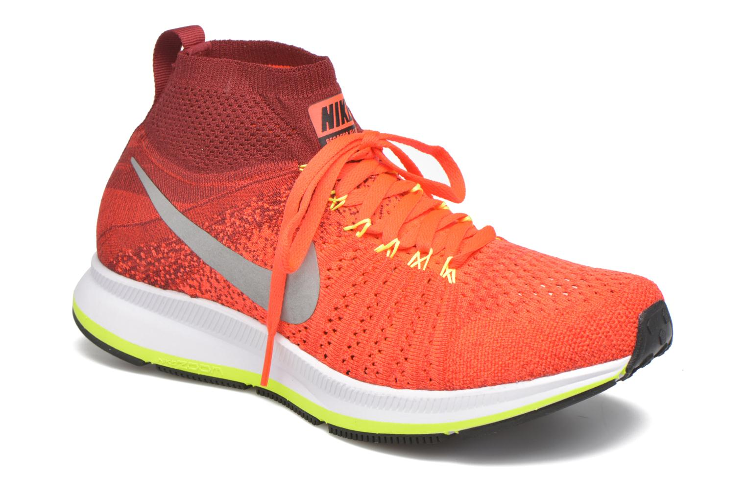 Sneakers Nike Zm Pegasus All Out Flyknit Gs Rood detail
