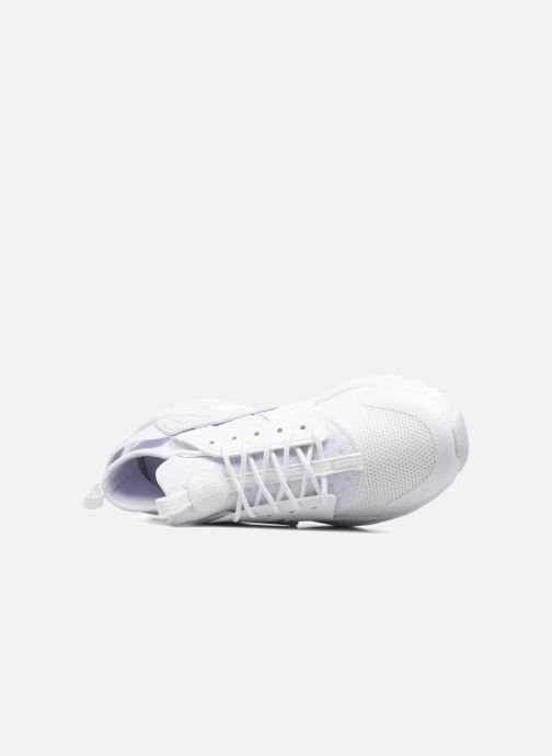 Sneaker Nike Nike Air Huarache Run Ultra Gs weiß ansicht von links