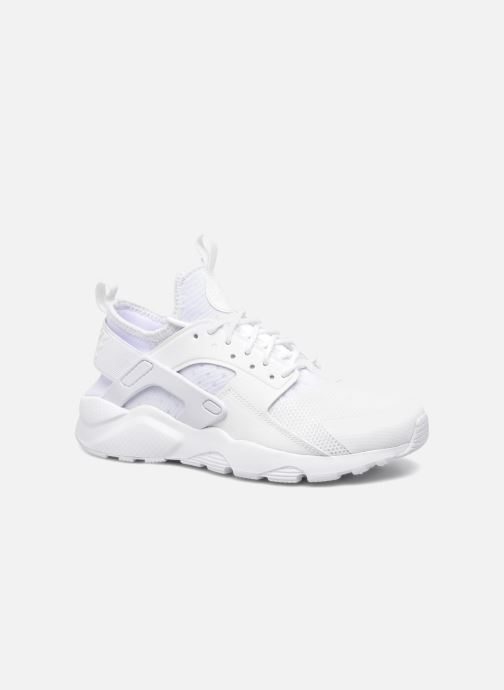 Baskets Nike Nike Air Huarache Run Ultra Gs Blanc vue détail/paire