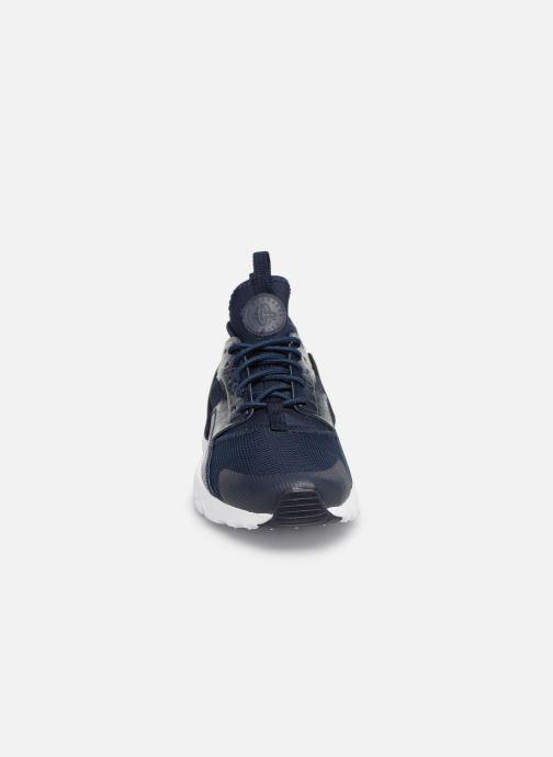 Sneaker Nike Nike Air Huarache Run Ultra Gs blau schuhe getragen