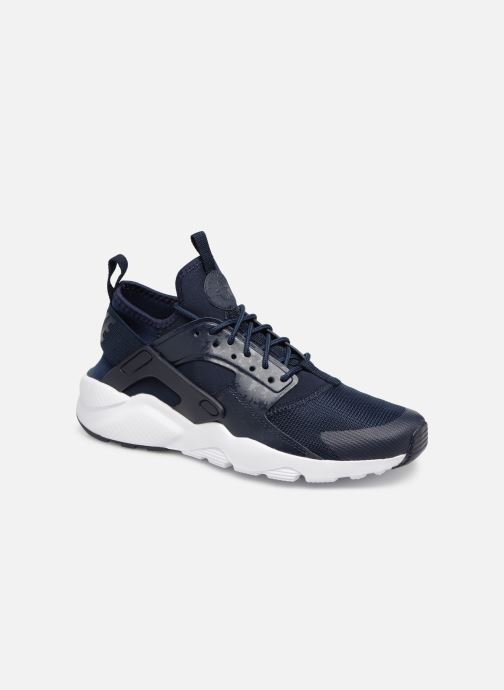 big sale 9375a 93aa6 Sneakers Nike Nike Air Huarache Run Ultra Gs Blå detaljerad bild på paret