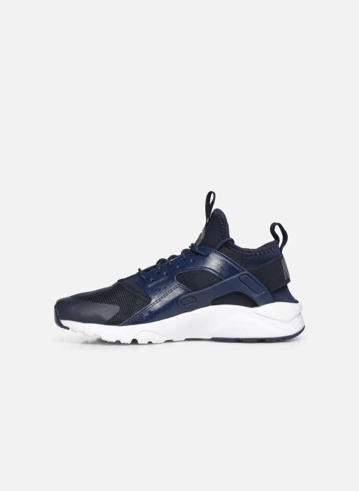 Baskets Nike Nike Air Huarache Run Ultra Gs Bleu vue face