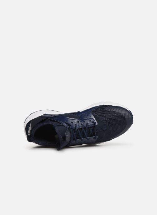 Baskets Nike Nike Air Huarache Run Ultra Gs Bleu vue gauche