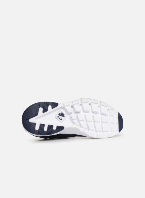 Baskets Nike Nike Air Huarache Run Ultra Gs Bleu vue haut