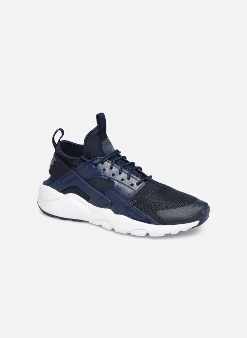 Baskets Nike Nike Air Huarache Run Ultra Gs Bleu vue détail/paire