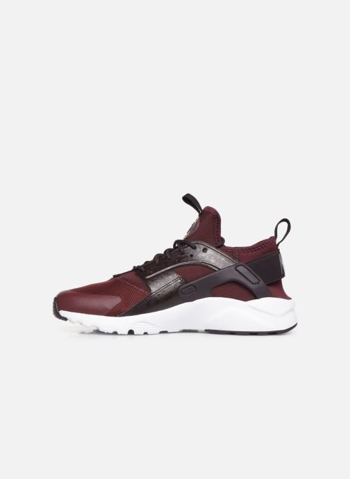 Baskets Nike Nike Air Huarache Run Ultra Gs Bordeaux vue face