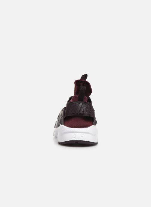 Sneaker Nike Nike Air Huarache Run Ultra Gs weinrot ansicht von rechts