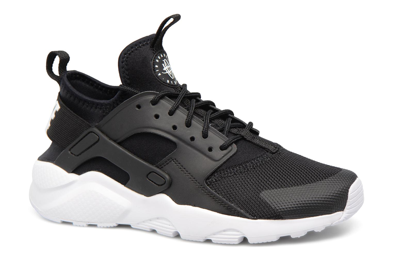 Baskets Nike Nike Air Huarache Run Ultra Gs Noir vue détail/paire