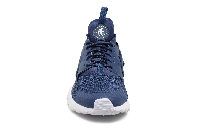 Sneakers Nike Nike Air Huarache Run Ultra Gs Blå bild av skorna på