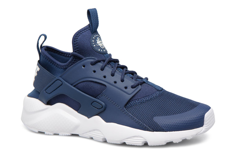 Sneakers Nike Nike Air Huarache Run Ultra Gs Blå detaljerad bild på paret