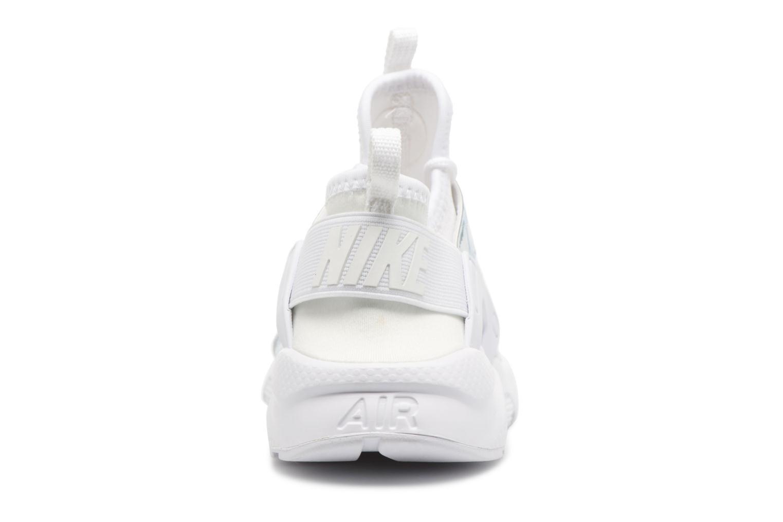 Baskets Nike Nike Air Huarache Run Ultra Gs Blanc vue droite