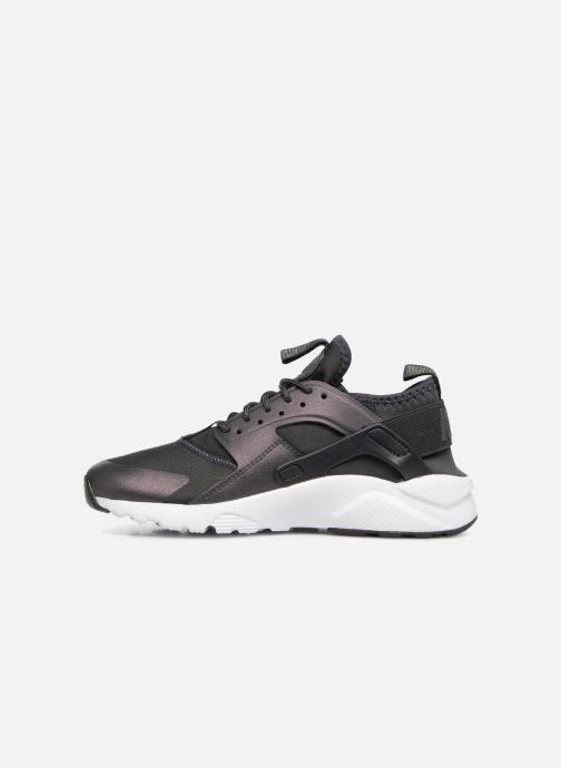 Sneaker Nike Air Huarache Run Ultra PRM GS schwarz ansicht von vorne