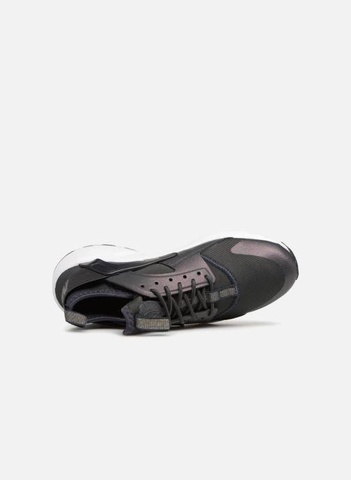 Sneaker Nike Air Huarache Run Ultra PRM GS schwarz ansicht von links