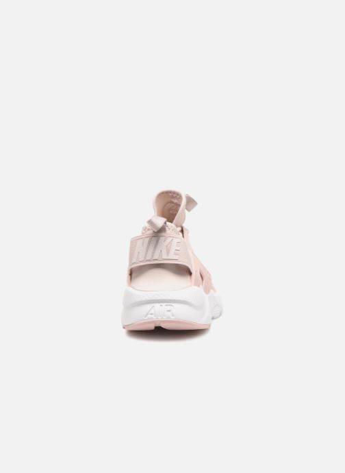 Sneaker Nike Air Huarache Run Ultra PRM GS rosa ansicht von rechts