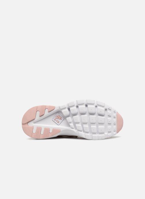 Sneaker Nike Air Huarache Run Ultra PRM GS rosa ansicht von oben