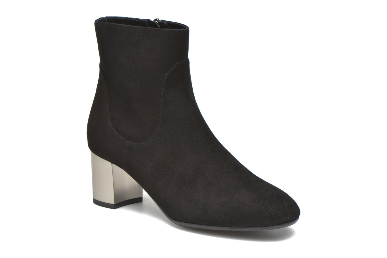 Bottines et boots L.K. Bennett SHANNON Noir vue détail/paire