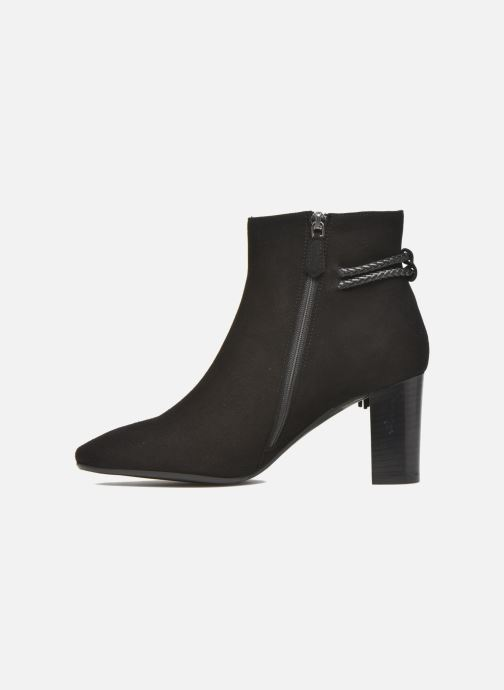 Bottines et boots L.K. Bennett CHARLOTTE Noir vue face