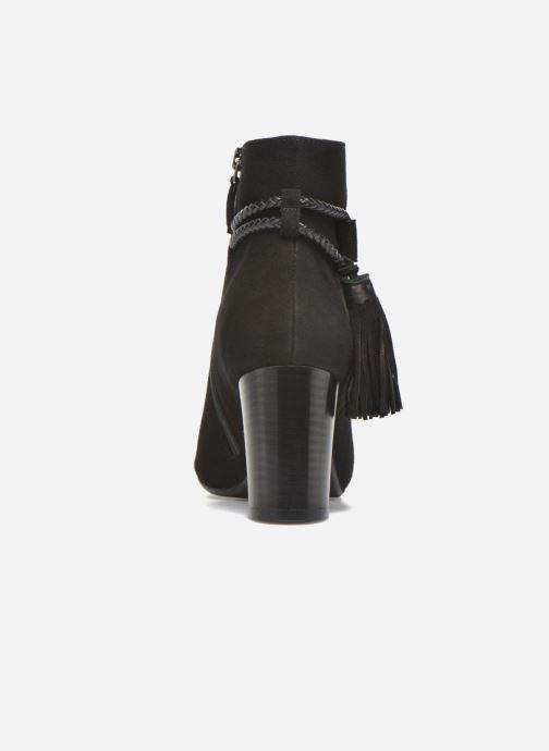 Bottines et boots L.K. Bennett CHARLOTTE Noir vue droite