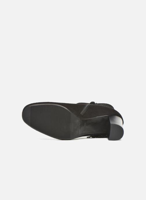 Bottines et boots L.K. Bennett CHARLOTTE Noir vue haut