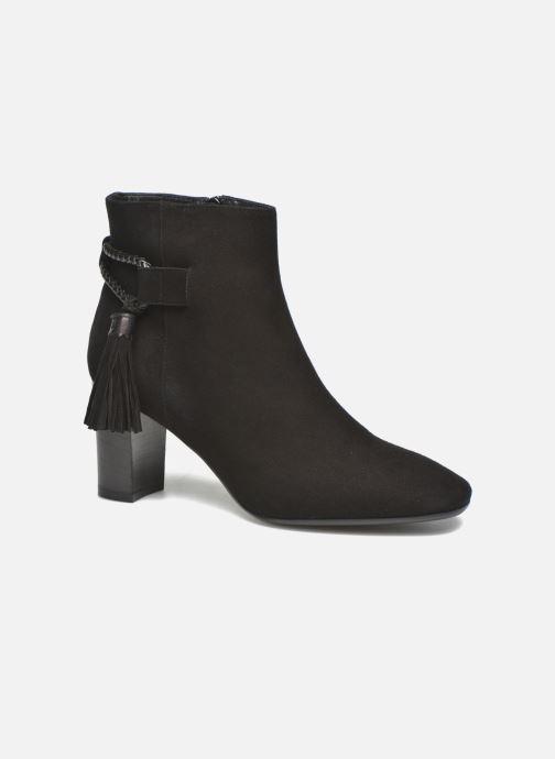 Bottines et boots L.K. Bennett CHARLOTTE Noir vue détail/paire
