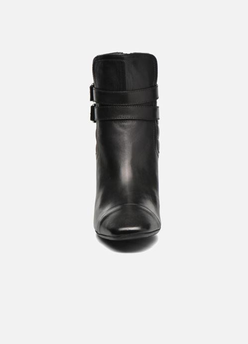 Bottines et boots L.K. Bennett CHARLIZE Noir vue portées chaussures