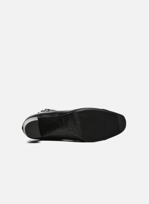 Bottines et boots L.K. Bennett CHARLIZE Noir vue haut