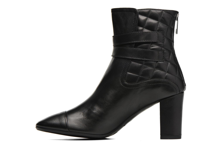 Bottines et boots L.K. Bennett CHARLIZE Noir vue face