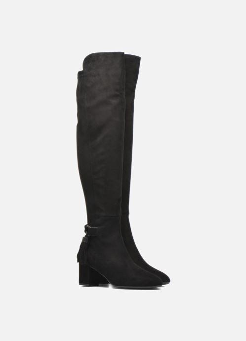 Boots & wellies L.K. Bennett CAMILLE Black 3/4 view